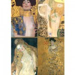 Puzzle 1000 pièces : Klimt Collection