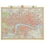 Puzzle 1000 pièces : Plan de Londres en 1831