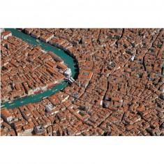 Puzzle 1000 pièces : Venise vue du ciel