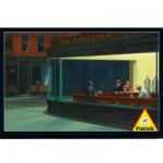 Puzzle 1000 pièces Edward Hopper : Nightawks