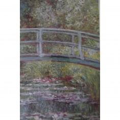 Puzzle 1000 pièces - Monet : Pont Japonais