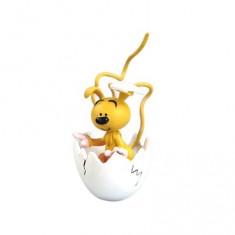 Figurine Bibu bébé Marsupilami sortant de l'oeuf