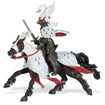 Figurine Cheval du Duc de Bretagne - Plastoy-62024