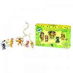 Coffret 5 figurines - Marsupilami