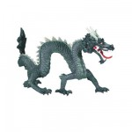 Figurine Dragon chinois vert