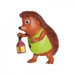 Figurine Drôles de petites bêtes - Samson le hérisson