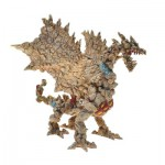 Figurine dragon de pierre