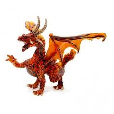 Figurine Grand dragon de feu