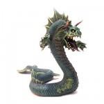 Figurine Grand dragon des mers : Vert