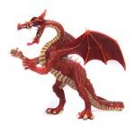 Figurine Grand dragon rouge