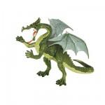 Figurine Grand dragon vert
