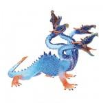 Figurine Hydre translucide bleu