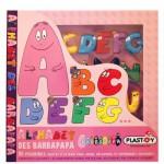 L'alphabet des Barbapapa
