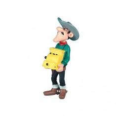 Figurine Lucky Luke : Jack Dalton et la caisse enregistreuse