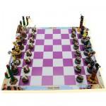 Lucky Luke - Jeu d'échecs Lucky Luke