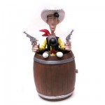 Tirelire : Lucky Luke