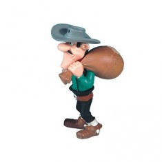 Figurine Lucky Luke : William Dalton et le sac postal