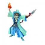 Figurine Magicien bleu