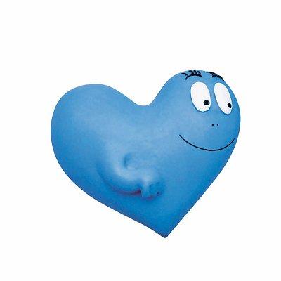Magnet Barbapapa : Barbapapa coeur bleu - Plastoy-70057