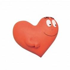 Magnet Barbapapa : Barbapapa coeur rouge