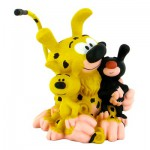Mini Tirelire Marsupilami