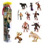Figurines Mythologie : Tubo de 10 figurines