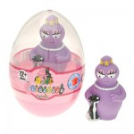 Figurine Barbapapa : Oeuf : Barbabelle et son chat