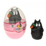 Figurine Barbapapa : Oeuf : Barbouille et son toucan