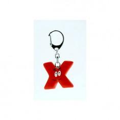 Porte-clés Barbapapa Lettre X : Barbidur