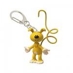 Porte-clés Marsupilami : Le bébé marsu jaune Bibu