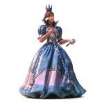 Figurine Princesse aux roses : Robe bleue
