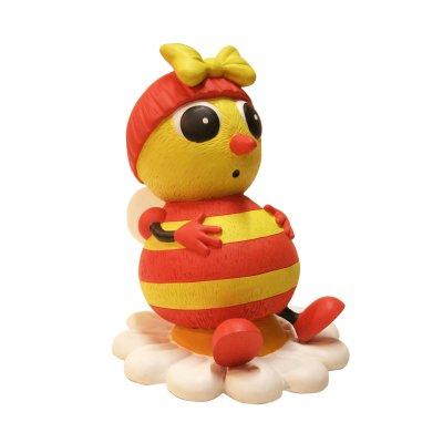 Tirelire Drôle de Petites Bêtes : Mireille l'abeille - Plastoy-80025