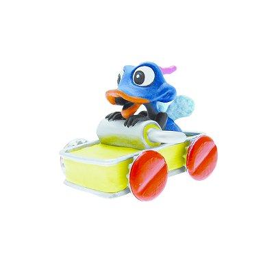 Voiture  Drôles de petites bêtes : Patouche la mouche - Plastoy-80643