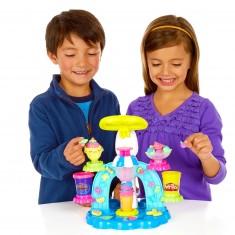 Pâte à à modeler Play-Doh : Glacier torsade