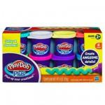 Pâte à modeler Play-Doh : 8 pots Play Doh Plus