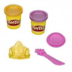 Pâte à modeler Play-Doh : Accessoires Princesses Disney : Raiponce