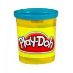 Pâte à modeler Play Doh : Pot de 130 grammes bleu