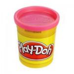 Pâte à modeler Play Doh : Pot de 130 grammes rose
