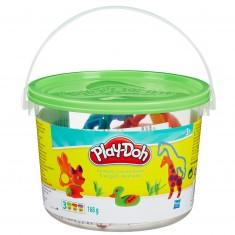 Pâte à modeler Play-Doh Mini baril : Animaux