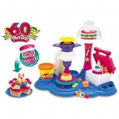 Pâte à modeler PlayDoh : Cake Party (gâteaux festifs)