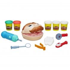 Pâte à modeler PlayDoh : Le dentiste Docteur Denti-Brille