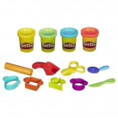 Pâte à modeler PlayDoh : Mon premier kit
