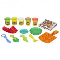 Pâte à modeler PlayDoh : Pizza Party
