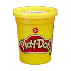 Pâte à modeler PlayDoh : Pot jaune