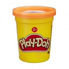 Pâte à modeler PlayDoh : Pot orange