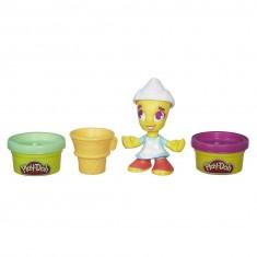 Pâte à modeler PlayDoh Town : Vendeuse de glaces