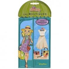 Carnet créatif Lili Chantilly : Boutique Mode Romantique