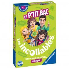 Le P'tit bac des Incollables : Nouvelle version