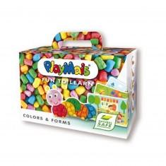 PlayMaïs éducatif : Formes et couleurs