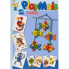 Playmais Livre d'instructions N°4 : Cartes